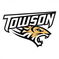 Towson Tigers vector