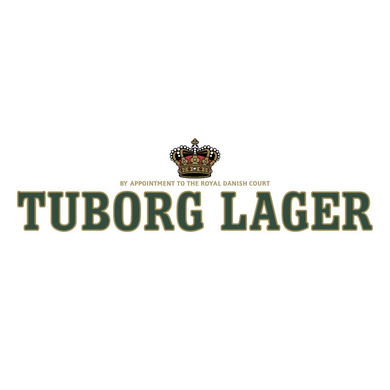 Tuborg Lager vector