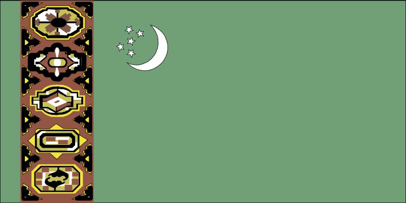 turkmnst vector logo