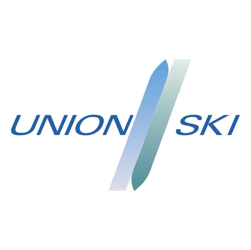 Union Ski vector