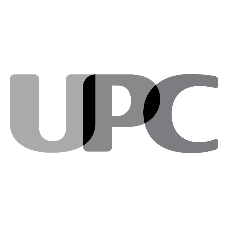 UPC vector logo