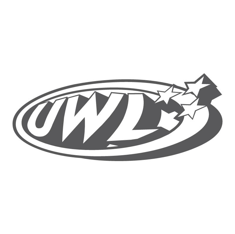 UWL Surfboards vector logo