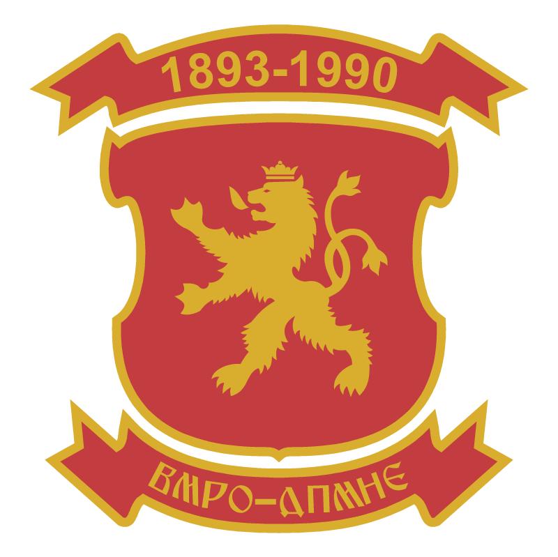 VMRO DPMNE vector