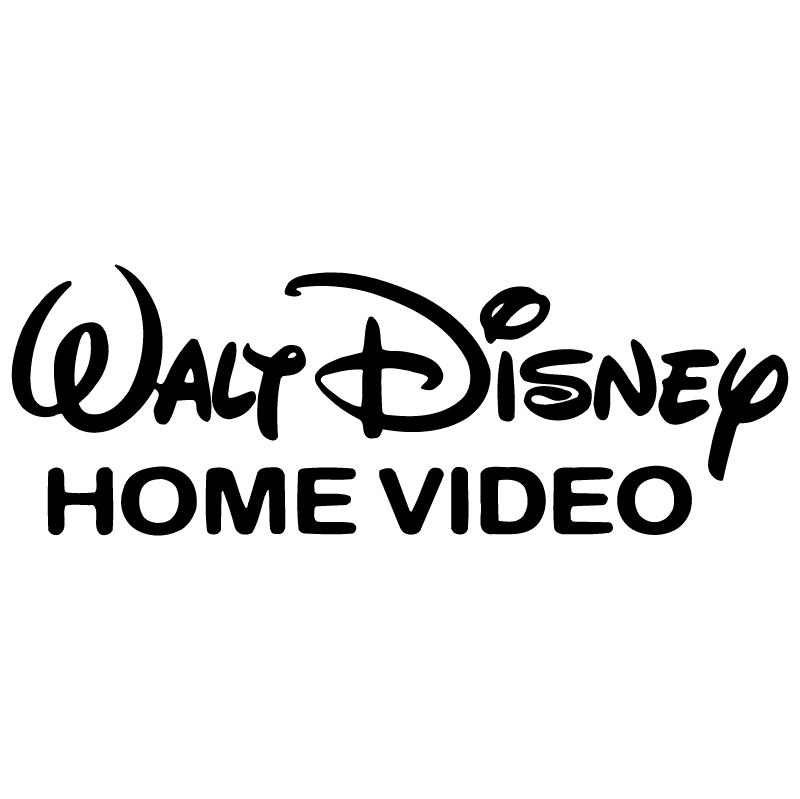Walt Disney Home Video vector