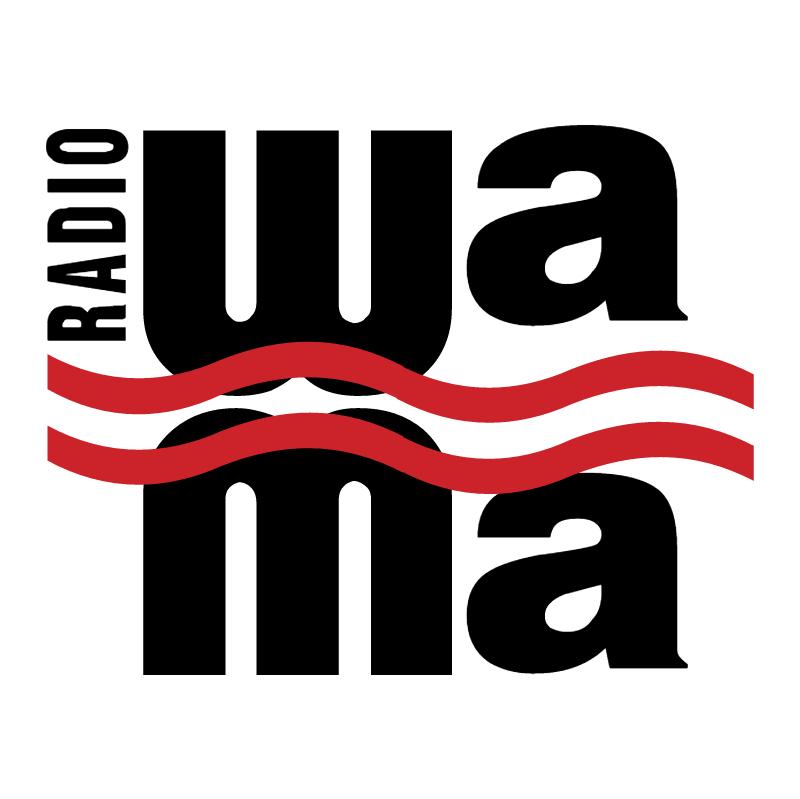 WaMa Radio vector