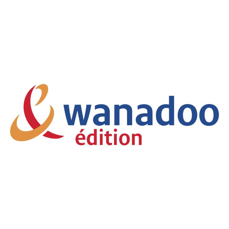 Wanadoo Edition vector