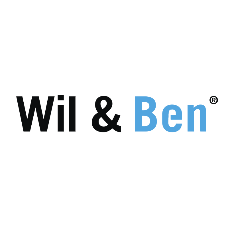 Wil & Ben vector