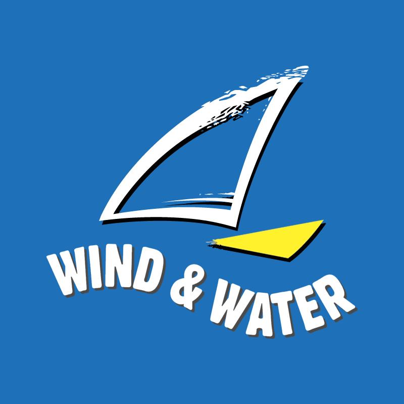 Wind & Water vector