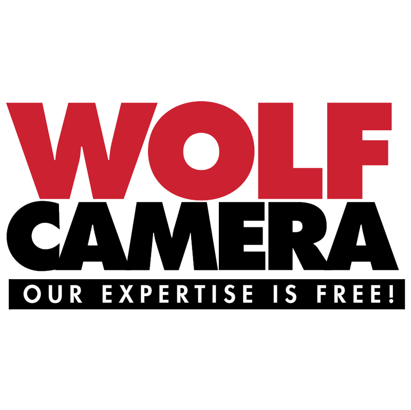 Wolf Camera vector