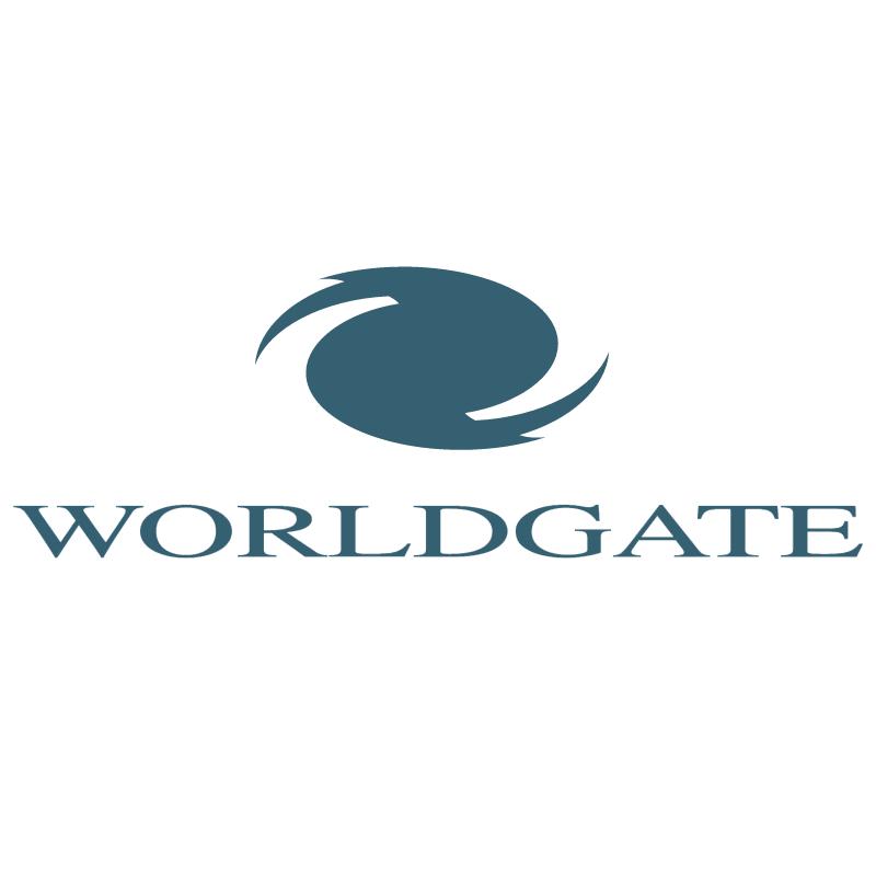WorldGate vector logo