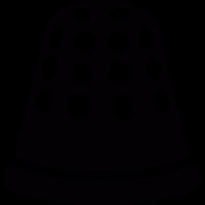 Thimble vector logo