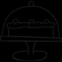 Cake Box vector
