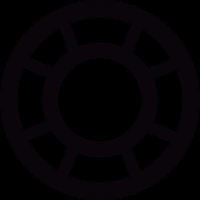Float vector logo