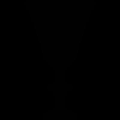 Christian Goblet vector logo