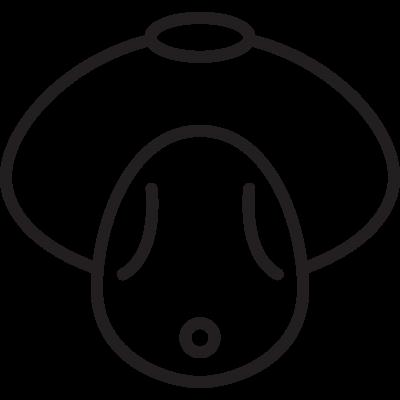 Operating Mask vector logo