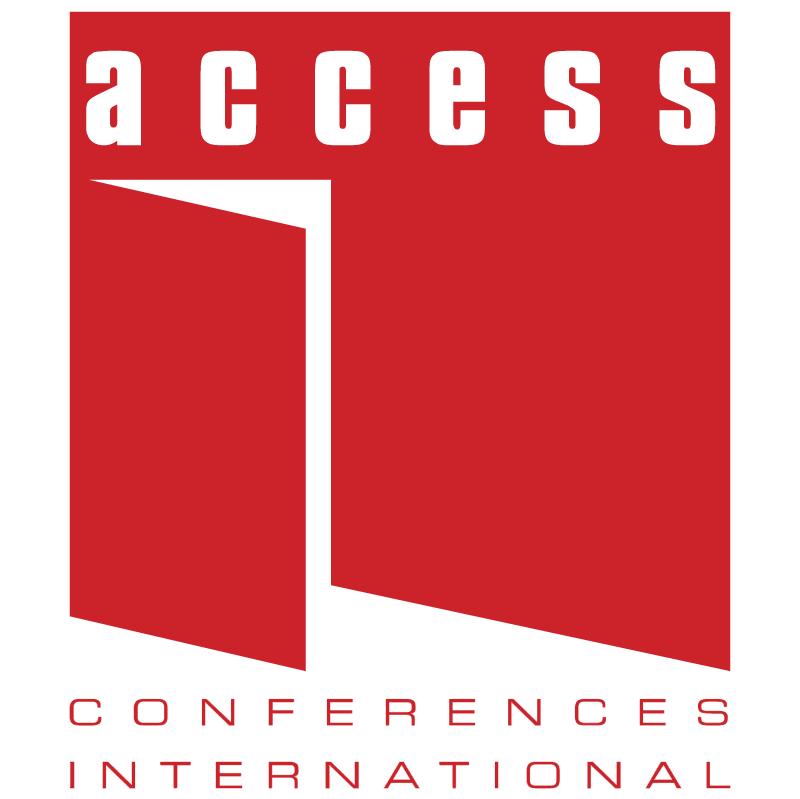 Access Conferences International 14505 vector