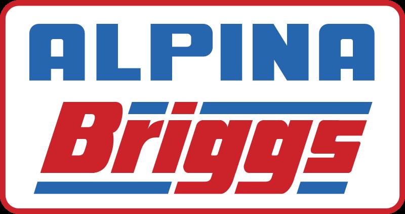 Alpina Briggs vector