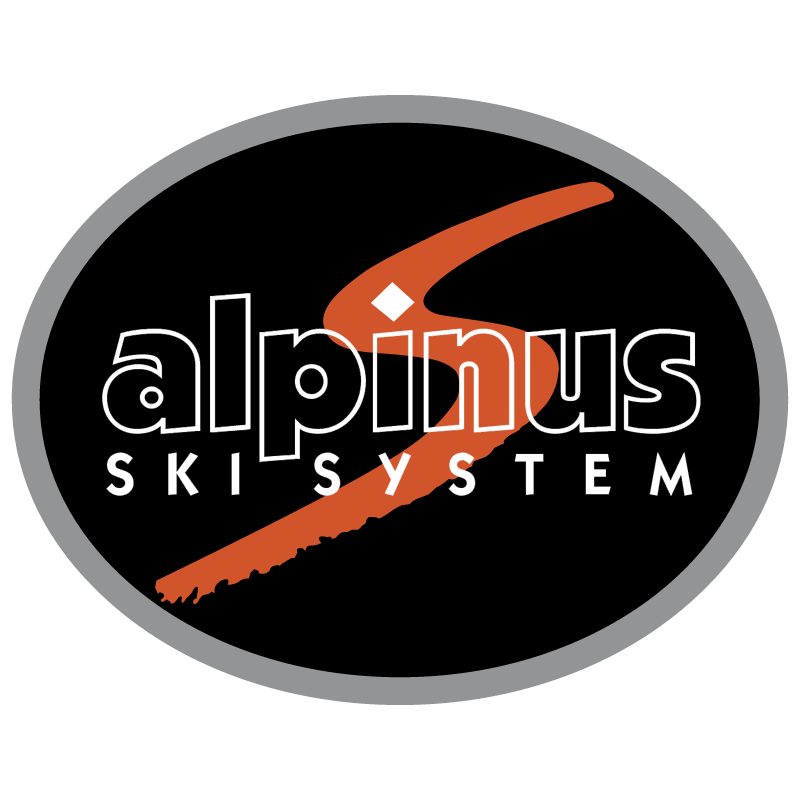Alpinus Ski System 14946 vector