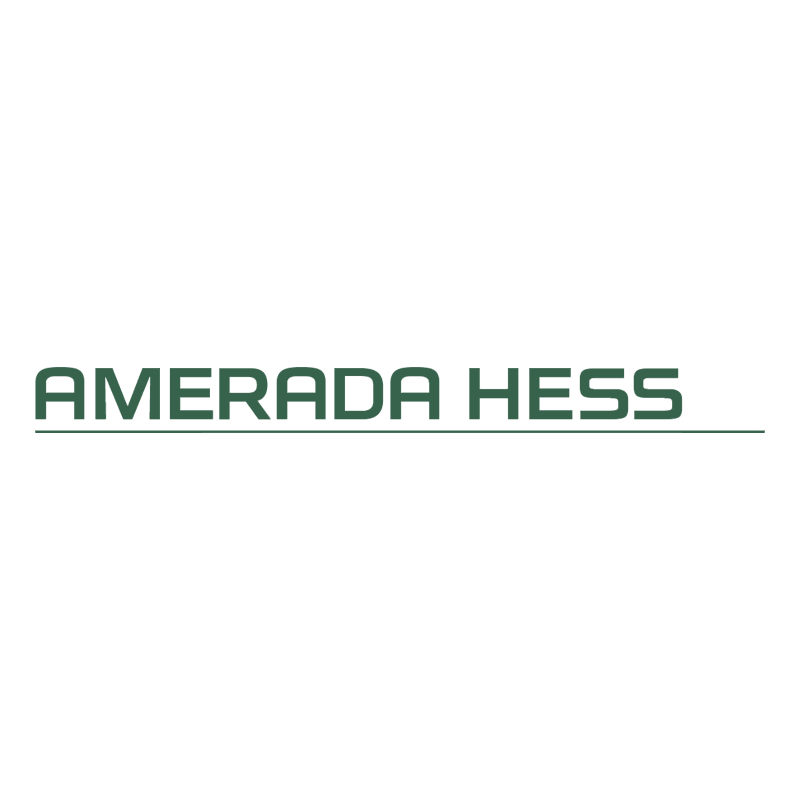 Amerada Hess vector