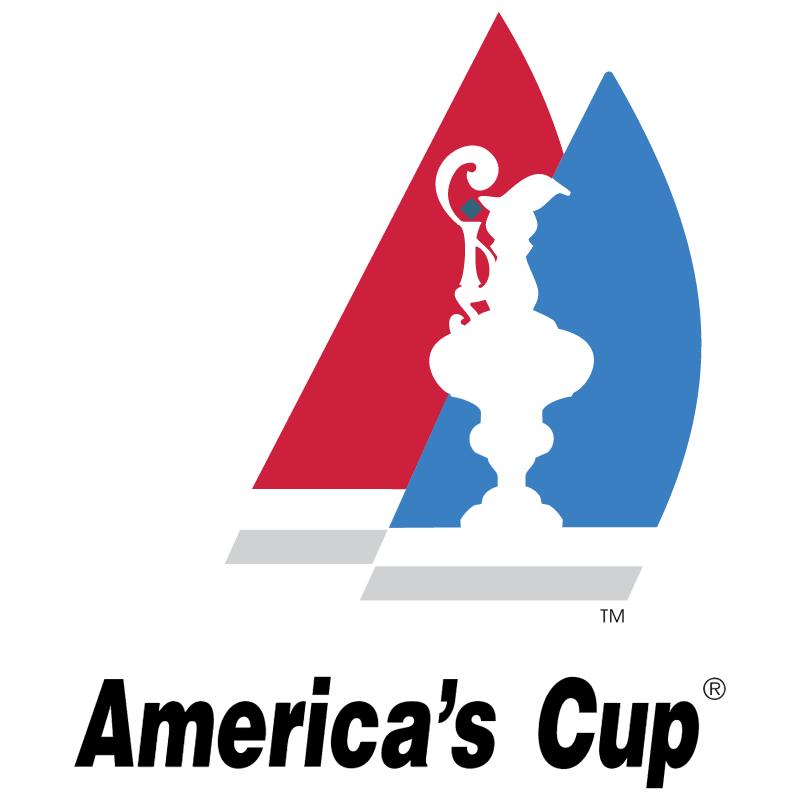 America's Cup 6117 vector
