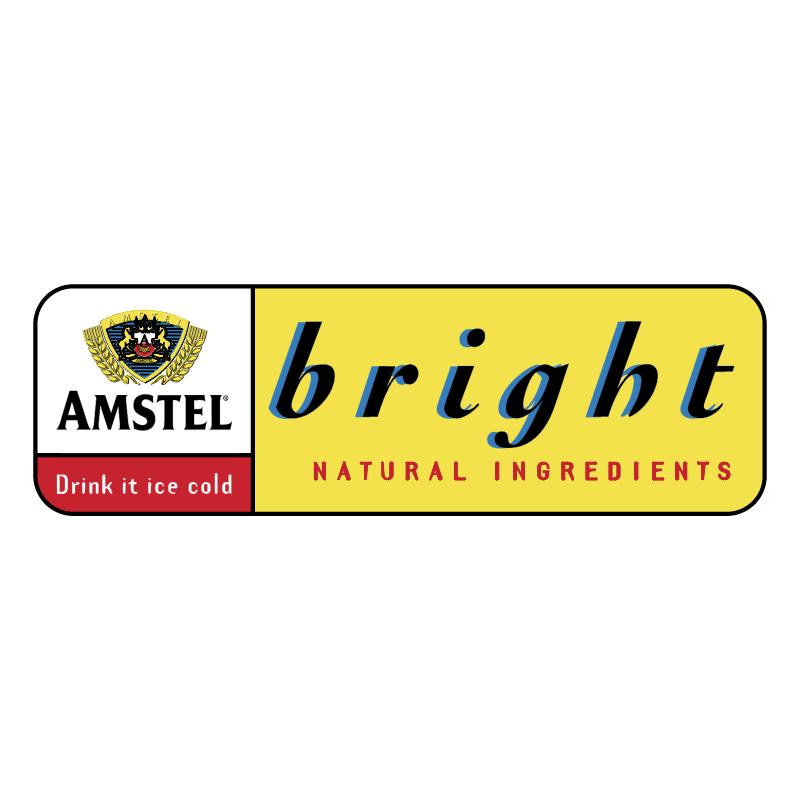 Amstel Bright vector