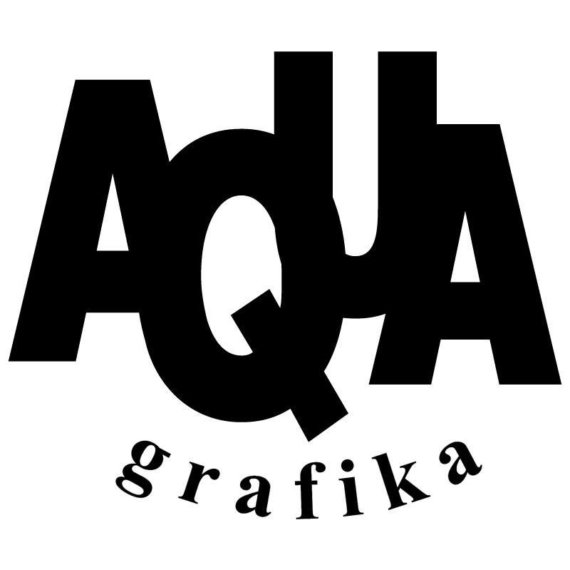 AquaGrafika vector logo