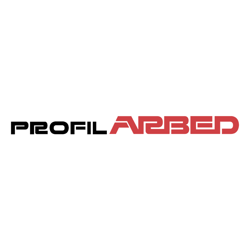 Arbed Profil vector