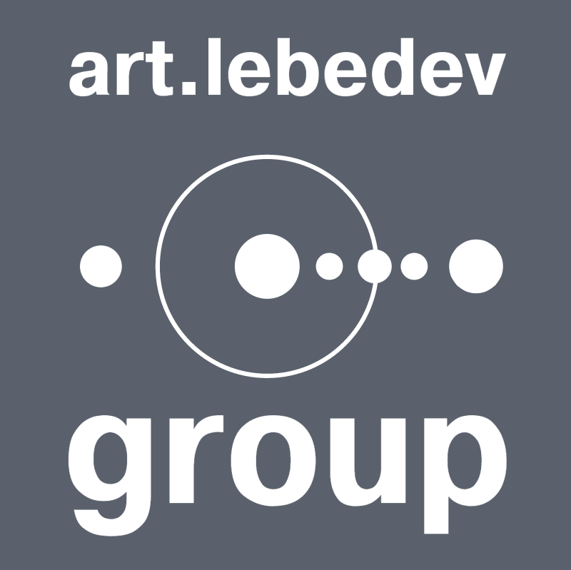 art lebedev group vector