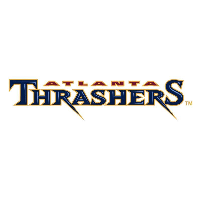 Atlanta Thrashers 76873 vector