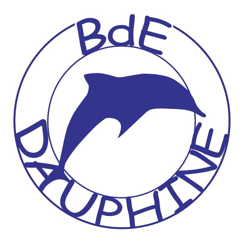 BdE Dauphine vector