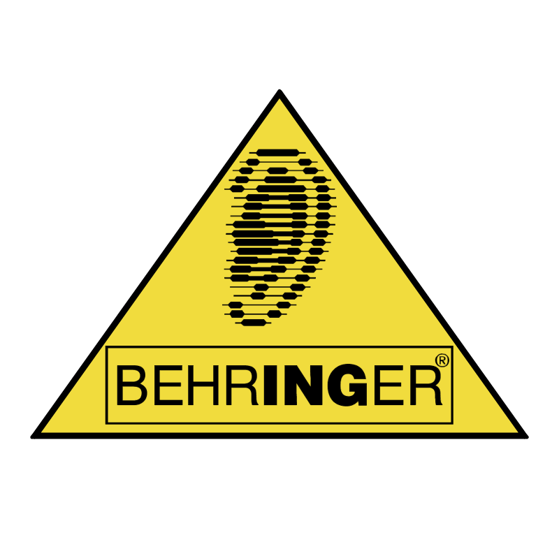 Behringer 39744 vector logo
