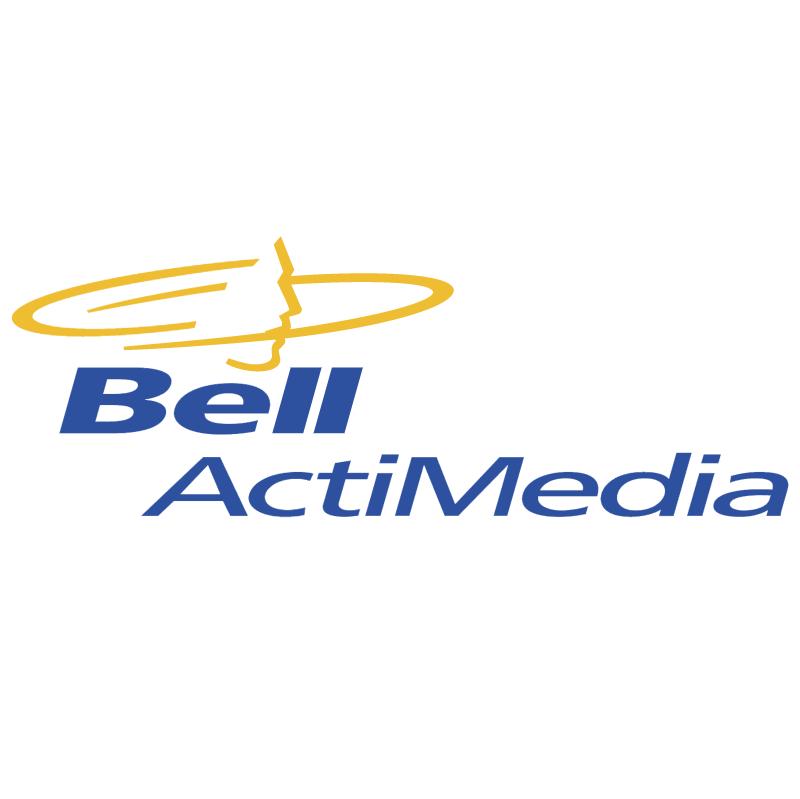 Bell ActiMedia vector