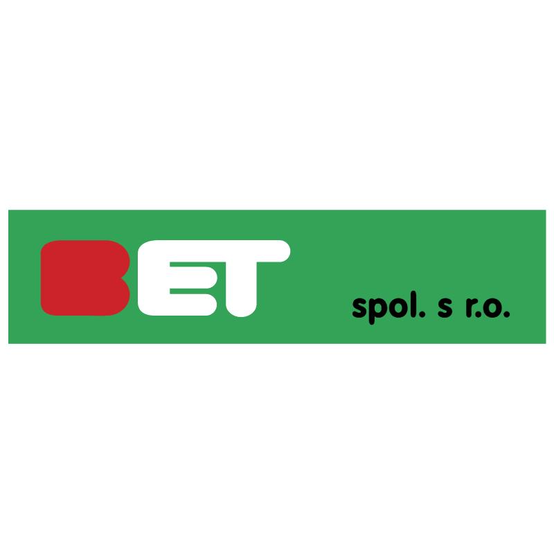 Bet 28497 vector logo