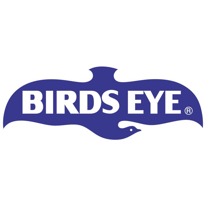 Birds Eye 890 vector