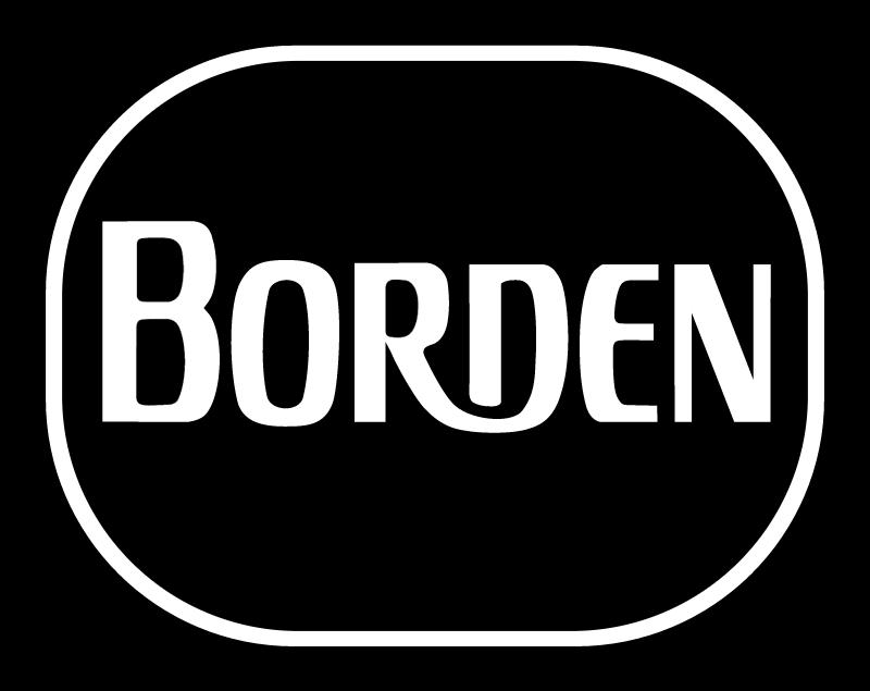 Borden logo vector logo