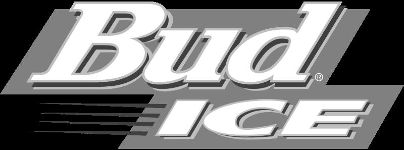 Bud Ice vector