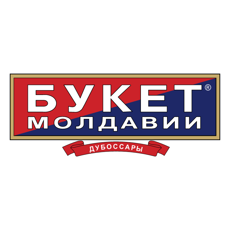 Buket Moldavii vector
