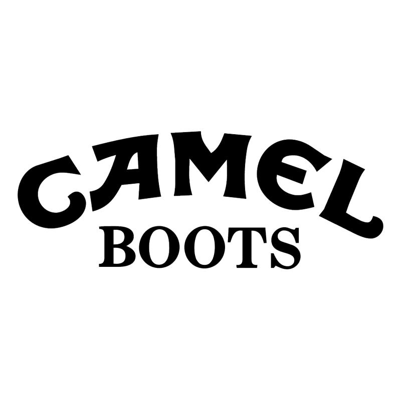 Camel Boots vector