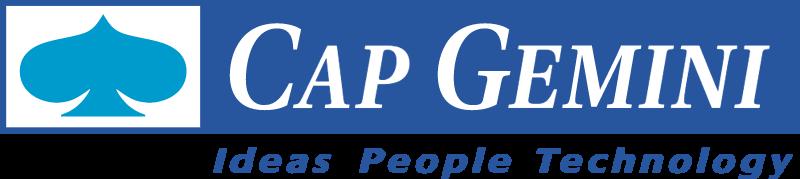 Cap Gemini logo2 vector