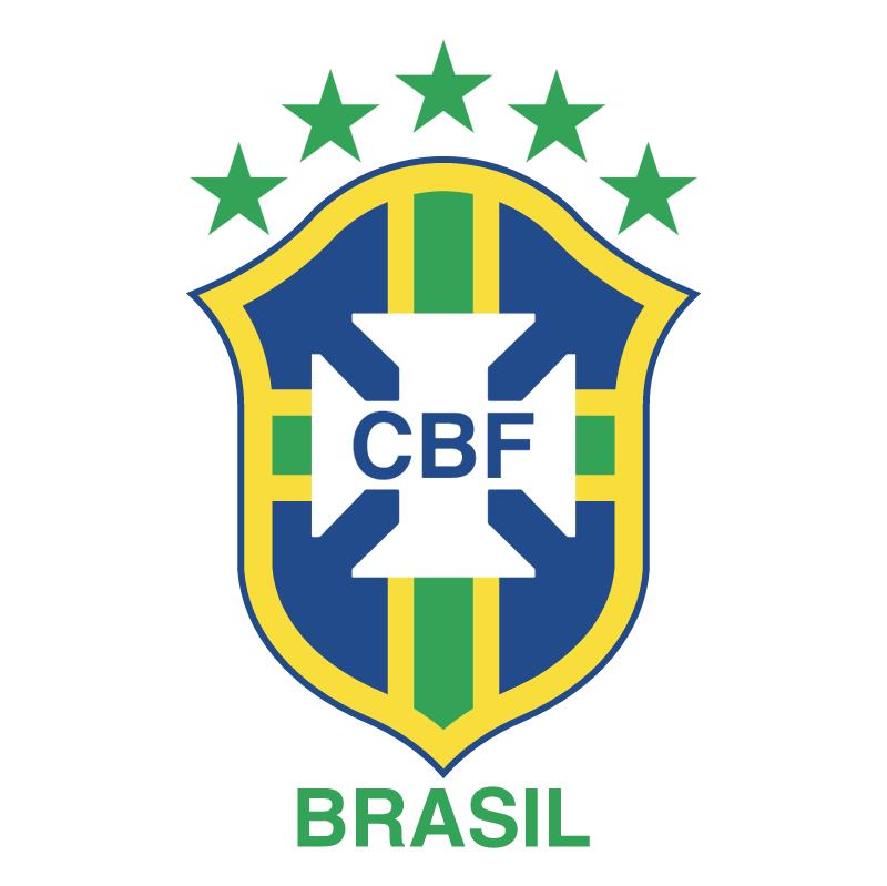 CBF Confederacao Brasileira de Futebol vector