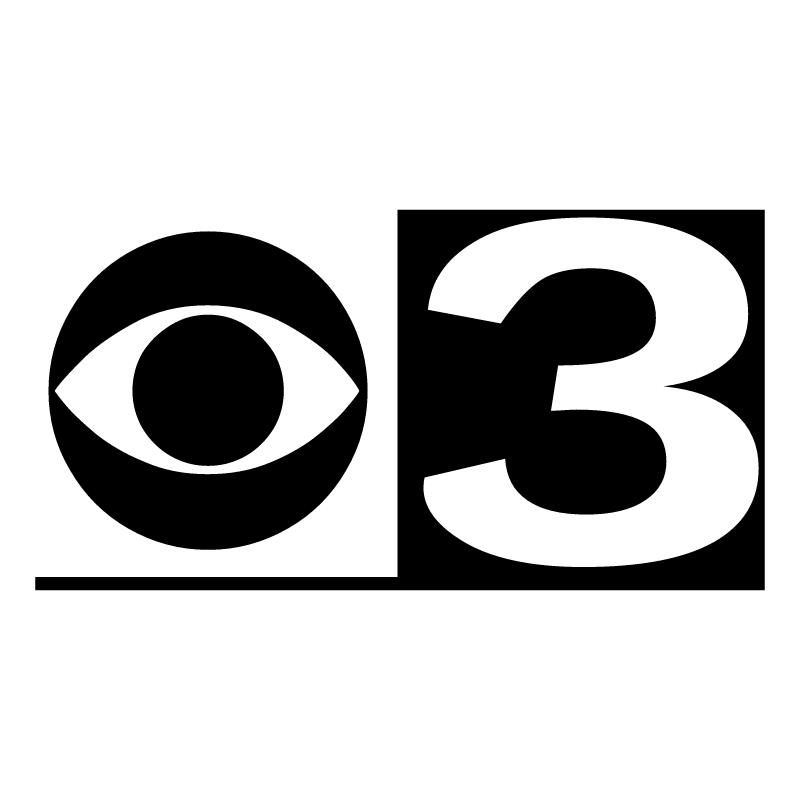 CBS 3 vector