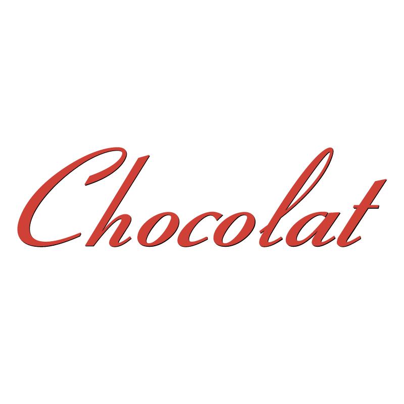Chocolat vector