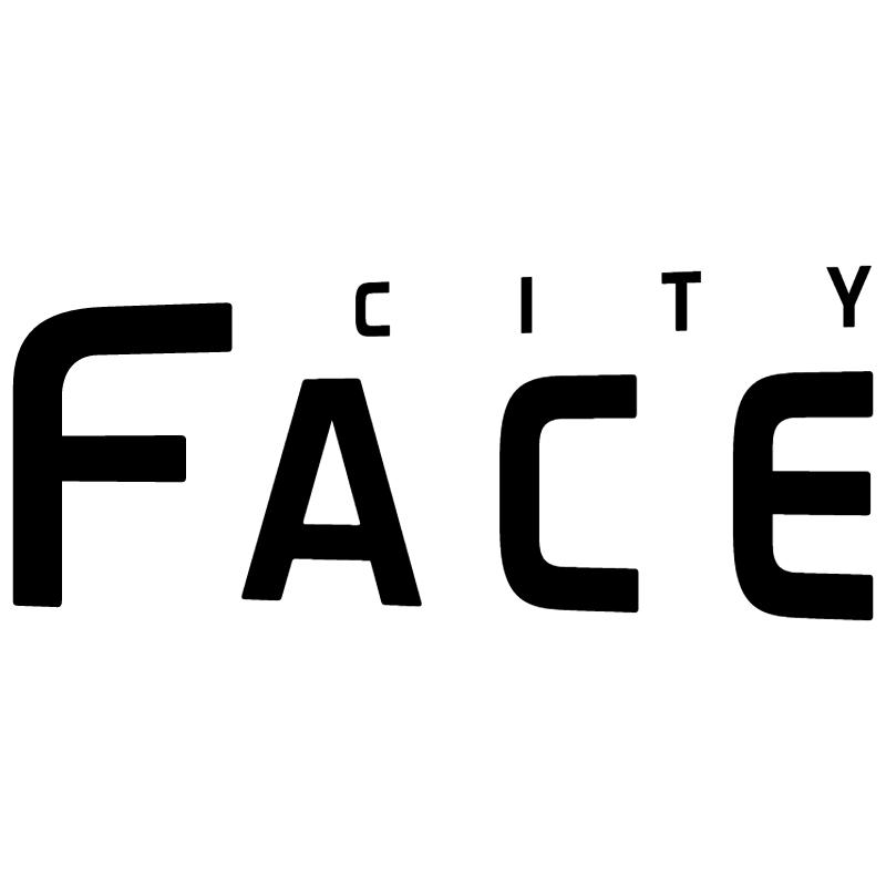 City Face vector