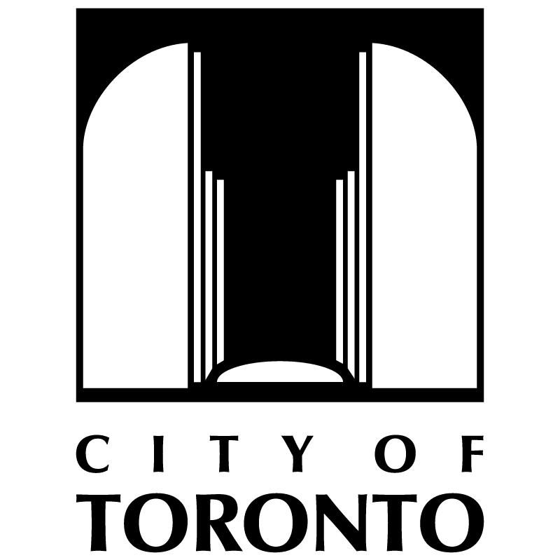 City of Toronto vector logo