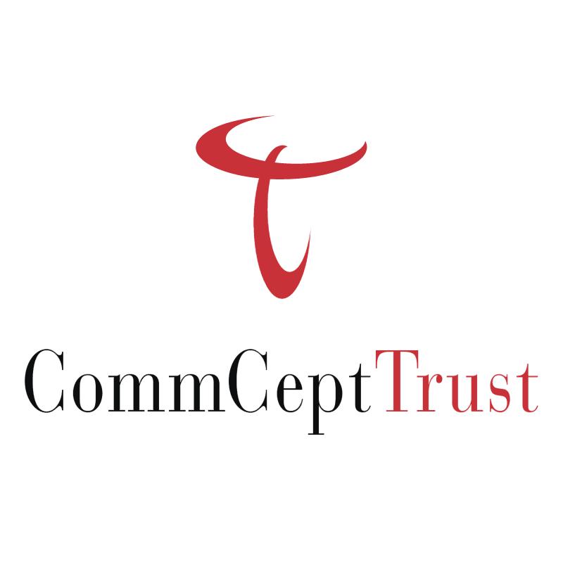 CommCept Trust vector logo
