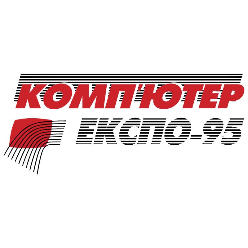Computer Expo 95 vector
