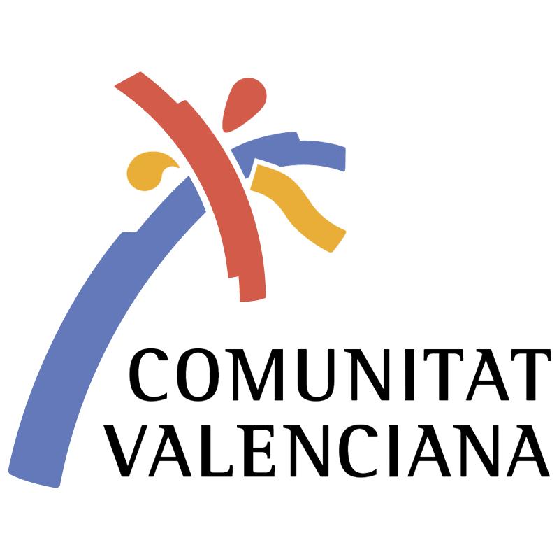 Comunitat Valenciana vector