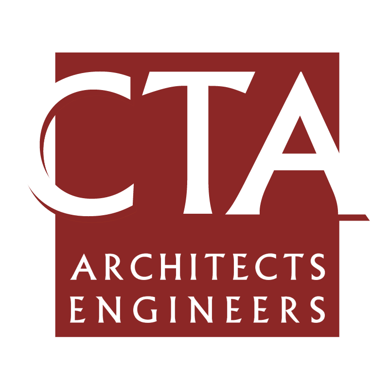 CTA Architects Engineers vector