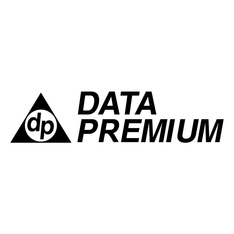 Data Premium vector