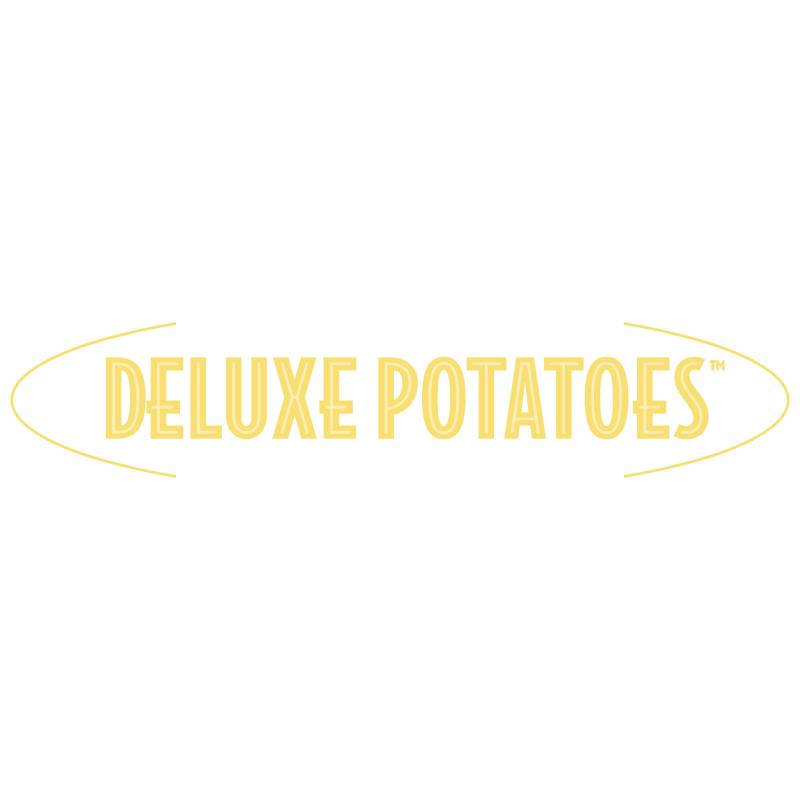 Deluxe Potatoes vector logo